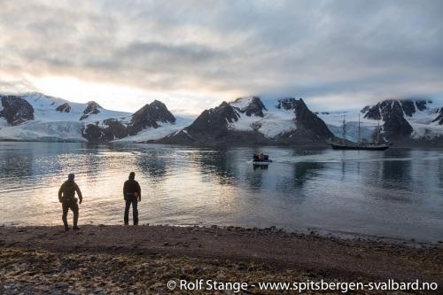 Galleri 3:Vestover, til Isfjorden