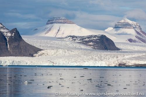 Galleri 2:Nordover, til isen